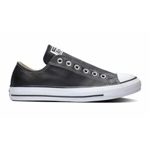 Converse Chuck Taylor All Star SlipOn Leather černé 164976C