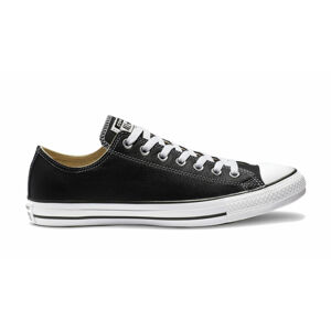Converse Chuck Taylor Leather Black černé 132174C