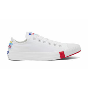Converse Logo Play Chuck Taylor All Star Low Top bílé 166737C
