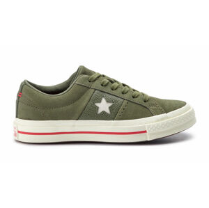 Converse One Star OX zelené 163198C