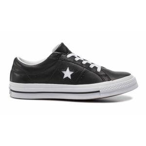 Converse One Star OX černé 163385C