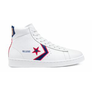 """Converse Pro Leather Gold Standard Breaking Down Barriers """"Pistons"""" bílé 167058C"""