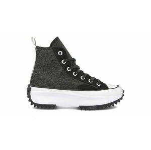 Converse Run Star Hike Hi šedé 169437C