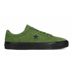 Converse Unisex One Star Pro Skate zelené 166838C