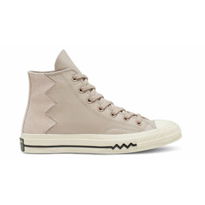 Converse Voltage VLTG Leather and Suede Chuck 70 světlehnědé 566136C
