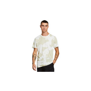 Dedicated T-shirt Stockholm World Off-White bílé 18257