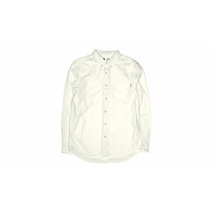 Dedicated Shirt Varberg Oxford White bílé 15781