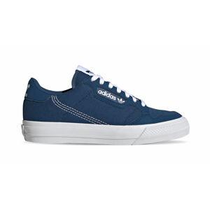 adidas Continental vulc Junior modré EG0511