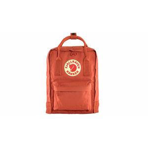Fjällräven Kånken Mini Kids Rowan Red červené F23561-333
