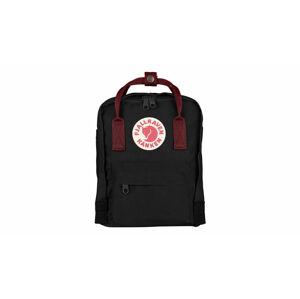 Fjällräven Kånken Mini Kids Black Ox red modré F23561-550-326