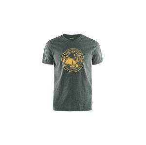 Fjällräven Lägerplats T-Shirt M šedé F81950-018