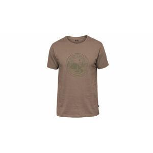 Fjällräven Lägerplats T-Shirt M hnědé F81950-227