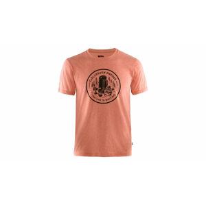 Fjällräven Fikapaus T-Shirt M růžové F87312-333-999