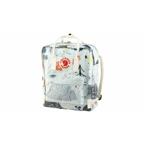 Fjällräven Kånken Art Birch Forest Multicolor F23610-977