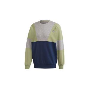 adidas Crew Sweatshirts šedé FM2194