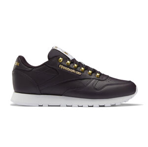 Reebok Classic Leather Shoes hnědé FW1258