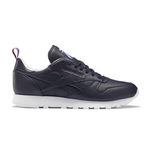 Reebok Classic Leather Shoes modré FW7797