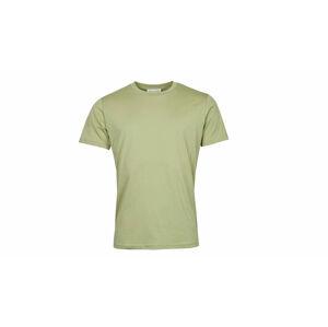 By Garment Makers The Organic Tee  zelené GM991001-2886