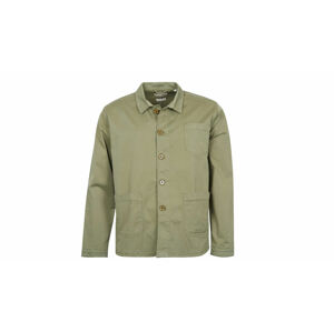 By Garment Makers The Organic Workwear Jacket zelené GM111501-2887