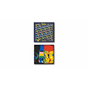 Happy Socks Beatles Gift Box 3 Pack Multicolor XBEA08-0100