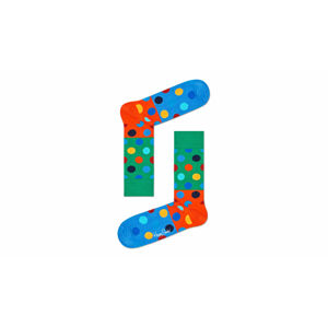 Happy Socks Big Dot Block Sock Multicolor BDB01-7000