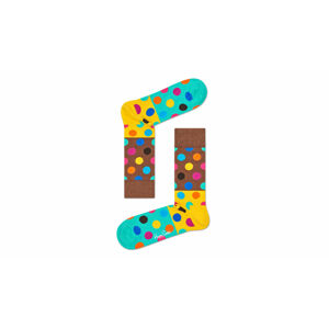 Happy Socks Big Dot Block Sock Multicolor BDB01-8000