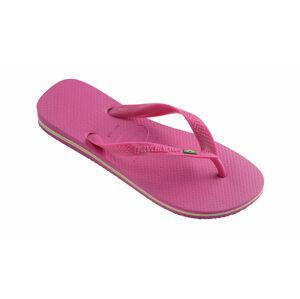 Havaianas Brasil Pink Flux růžové H4000032-5784