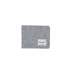 Herschel Supply Roy RFID Raven Crosshatch šedé 10363-00919-OS