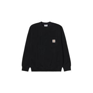 Carhartt WIP Pocket Sweatshirt černé I027681_89_00