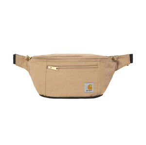 Carhartt WIP Canvas Hip Bag Dust H hnědé I028728_07E_90