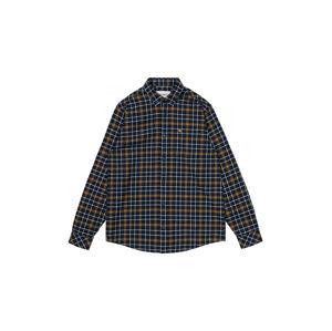 Carhartt WIP L/S Baxter Shirt Astro / Tawny zelené I029472_0KP_XX
