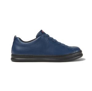 Camper Runner Leather Blue Sneakers modré K100226-084
