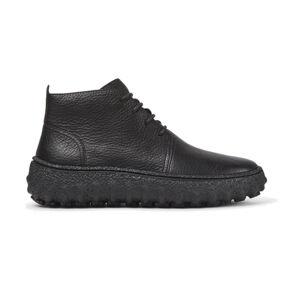 Camper Ground Black Ankle Boots černé K300330-001