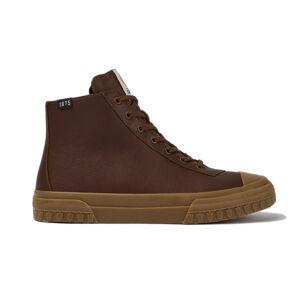 Camper Camaleon Leather Brown Boots hnědé K300419-002