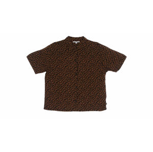Vans WMNS Camicia Wild Shirt hnědé VN0A5JGQTST