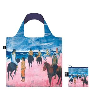 LOQI - PAUL GAUGUIN - Horseman on the beach bag Multicolor PG.HB