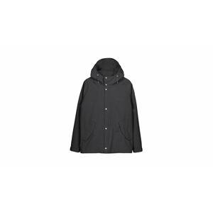 Makia Raglan Jacket černé M30101_999