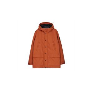 Makia Grit Jacket oranžové M31011_375