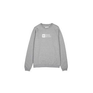 Makia Flint Light Sweatshirt šedé M411222_910