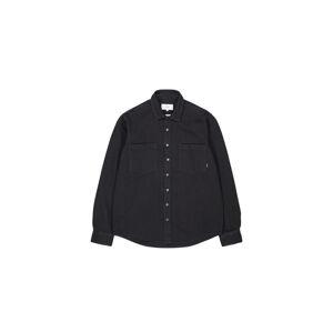 Makia Staple Shirt černé M60127_999