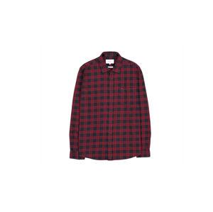 Makia Area Shirt červené M60131_470