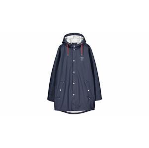 Makia x Tretorn Rain Jacket modré 475736_80