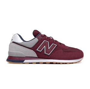 New Balance ML574GRD bordová ML574GRD
