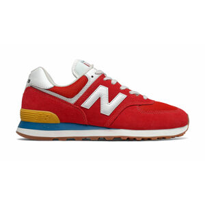 New Balance ML574HA2 červené ML574HA2