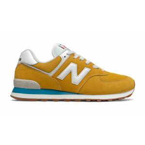New Balance ML574HB2 žluté ML574HB2