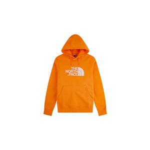The North Face M Light Drew Peak Pullover Hoodie oranžové NF00A0TEECL