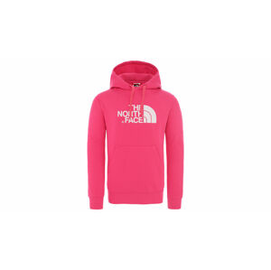 The North Face M Drew Peak Pullover Hoodie - Eu Mr. Pink růžové NF00AHJYWUG