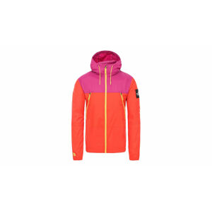 The North Face M 1990 Seasonal Mountain Jacket - Eu Fiery Red/Wild Aster Prpl oranžové NF0A2S4ZP99