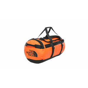The North Face Base Camp Duffel - M Persian Orange/Tnf Black oranžové NF0A3ETP3LZ