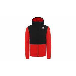 The North Face M Train N Logo Overlay Jacket červené NF0A4CFXWU5